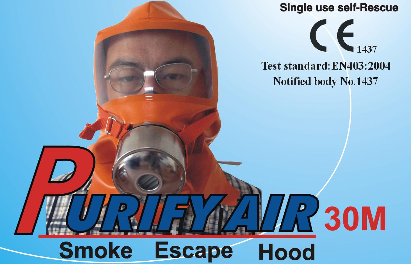 Purify Air 30 Reykhettur