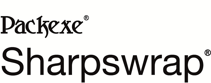 Packexe Sharpswrap Logo