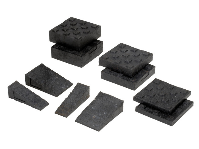 Chocks blocks set b
